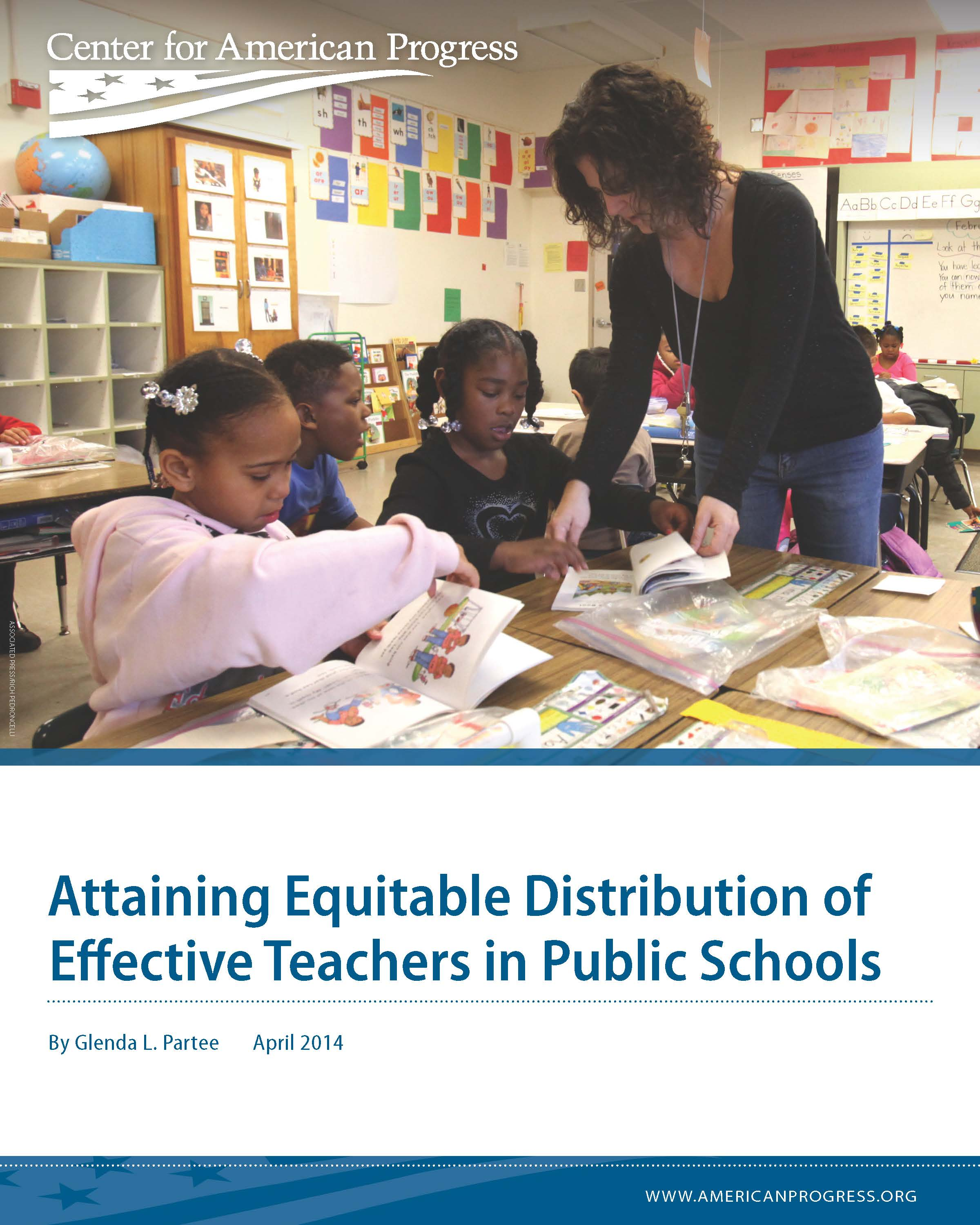 Attaining Equitable Distribution of Effective Teachers in Public Schools