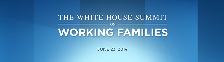 Working Families Summit Banner