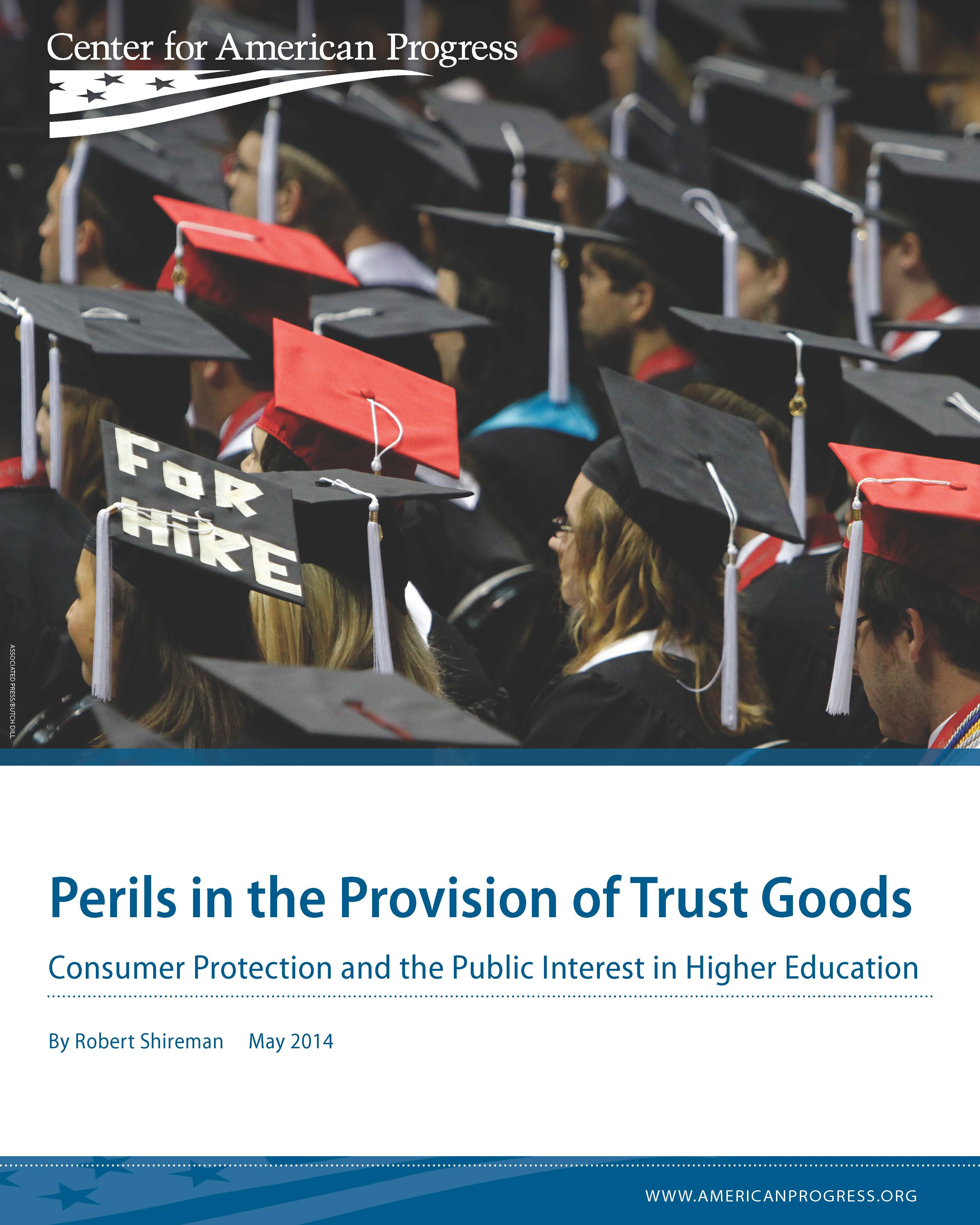 Perils in the Provision of Trust Goods