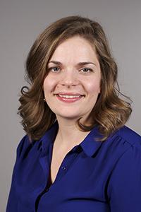 Claire Markham