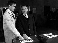 Bond and MLK voting