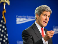 Sec. Kerry at CAP