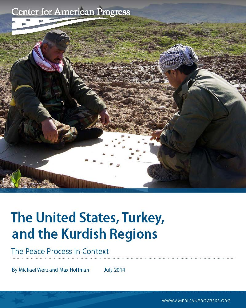 The United States, Turkey, and the Kurdish Regions
