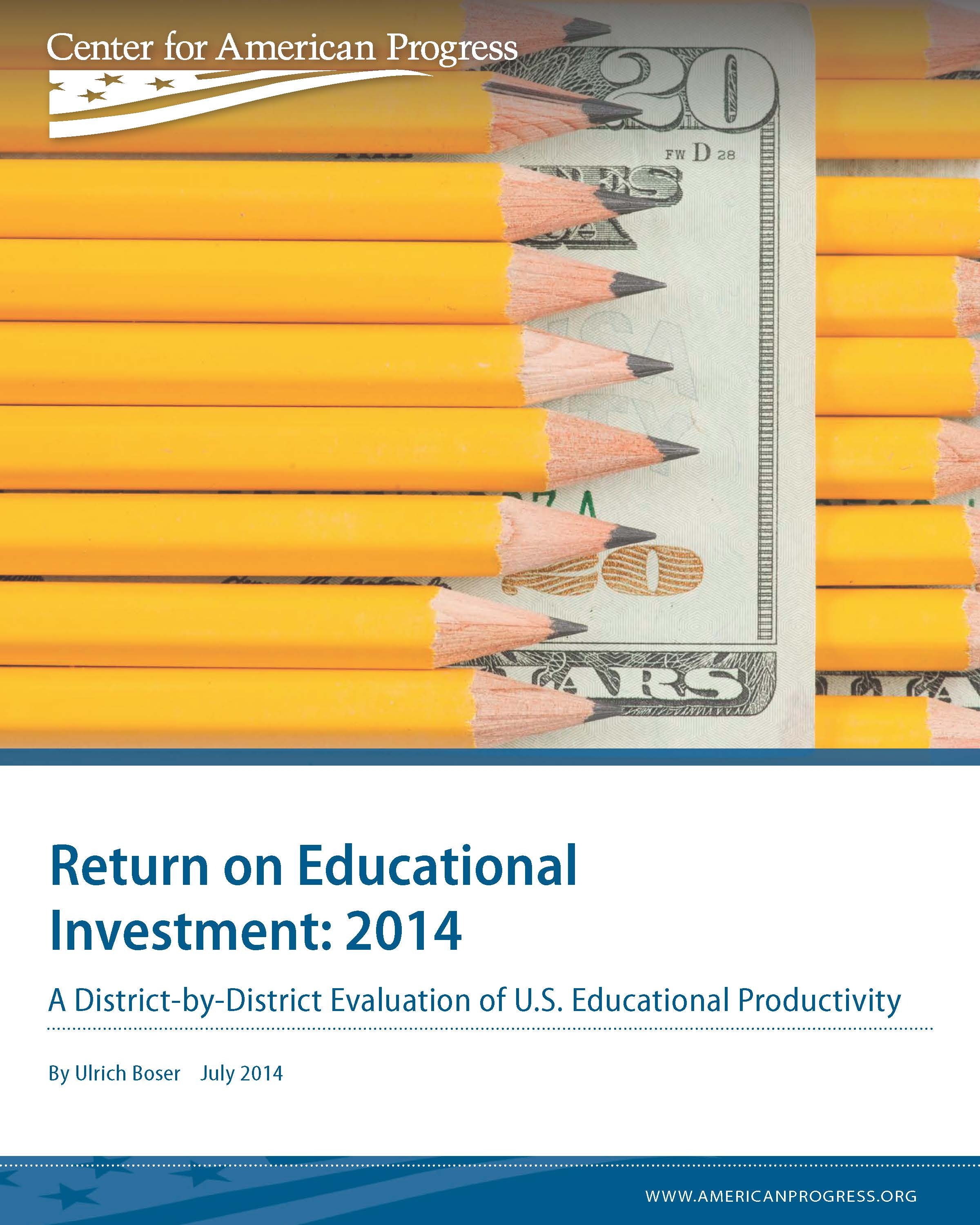 Return on Educational Investment: 2014