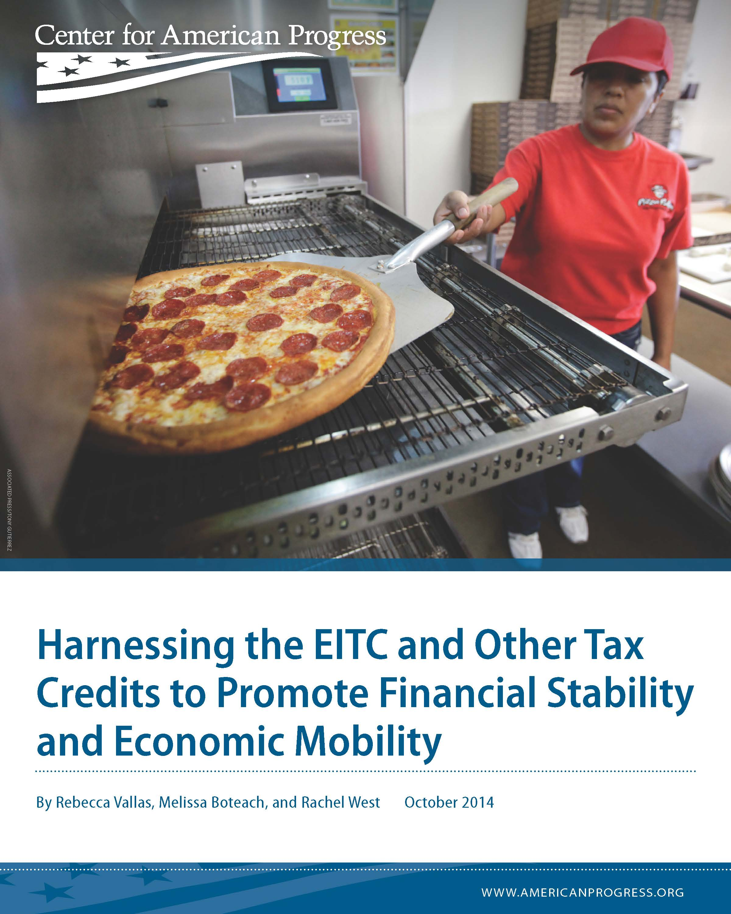 Harnessing the EITC and Other Tax Credits to Promote Financial Stability and Economic Mobility