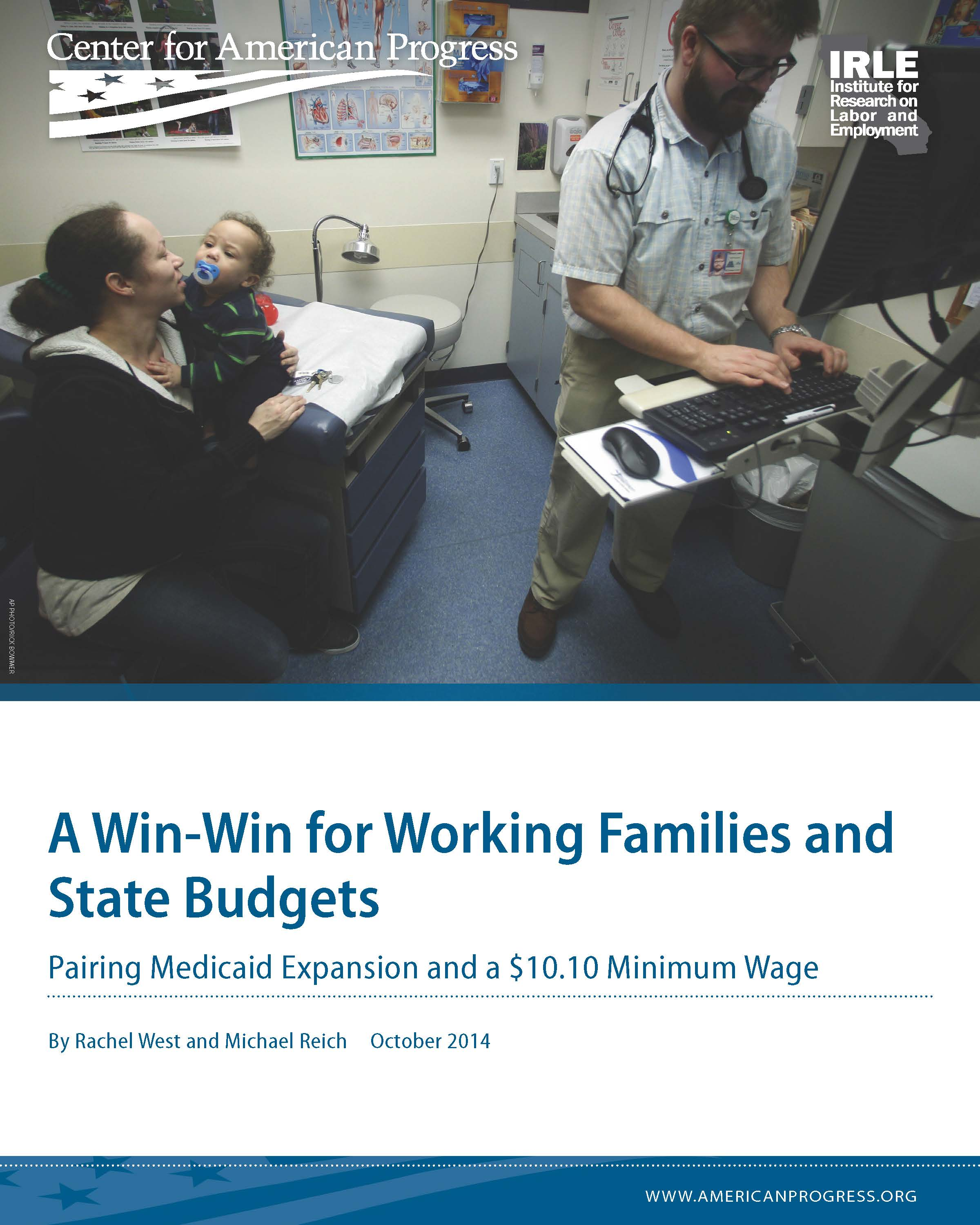 A Win-Win for Working Families and State Budgets