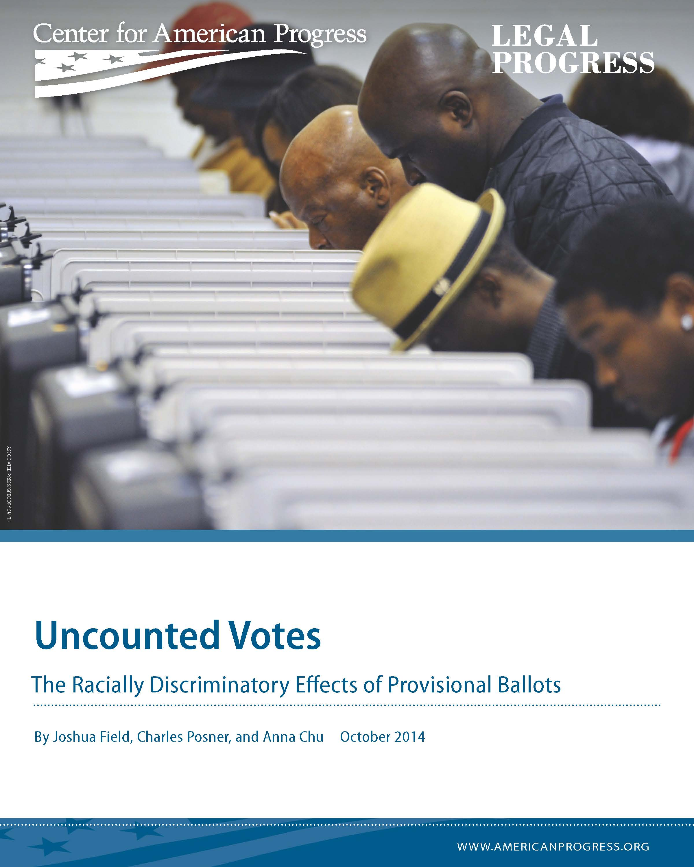 Uncounted Votes
