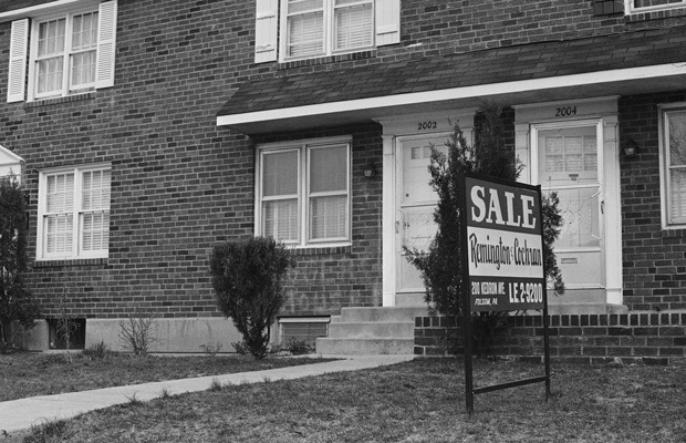 The Horace Baker family decides to sell their home and leave the neighborhood in Folcroft, Pennsylvania, in the 1960s.