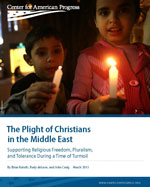 The Plight of Christians in the Middle East
