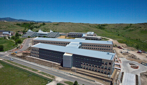The National Renewable Energy Laboratory Research Support Facility in Golden, Colorado, is the largest net-zero building in the United States.