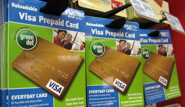 visa prepaid cards are shown on sale at a drug store in february 2010 - Buy Visa Prepaid Card Online
