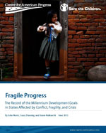 Fragile Progress