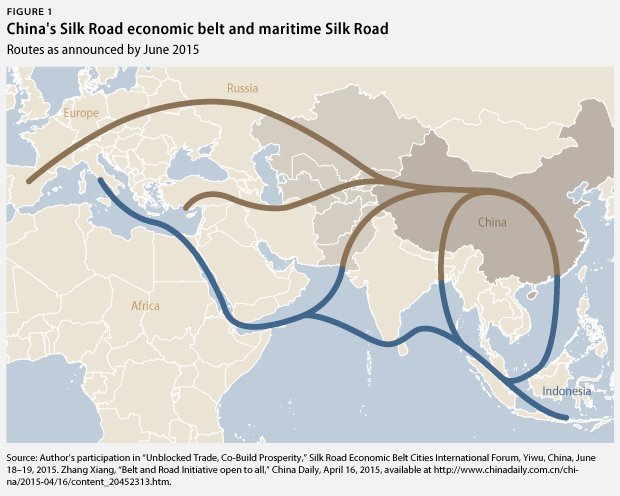 Understanding China's Belt and Road Initiative - Center for American  Progress