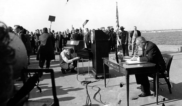 The Immigration And Nationality Act Of 1965 Turns 50