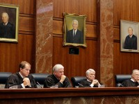 Texas Supreme Court justices