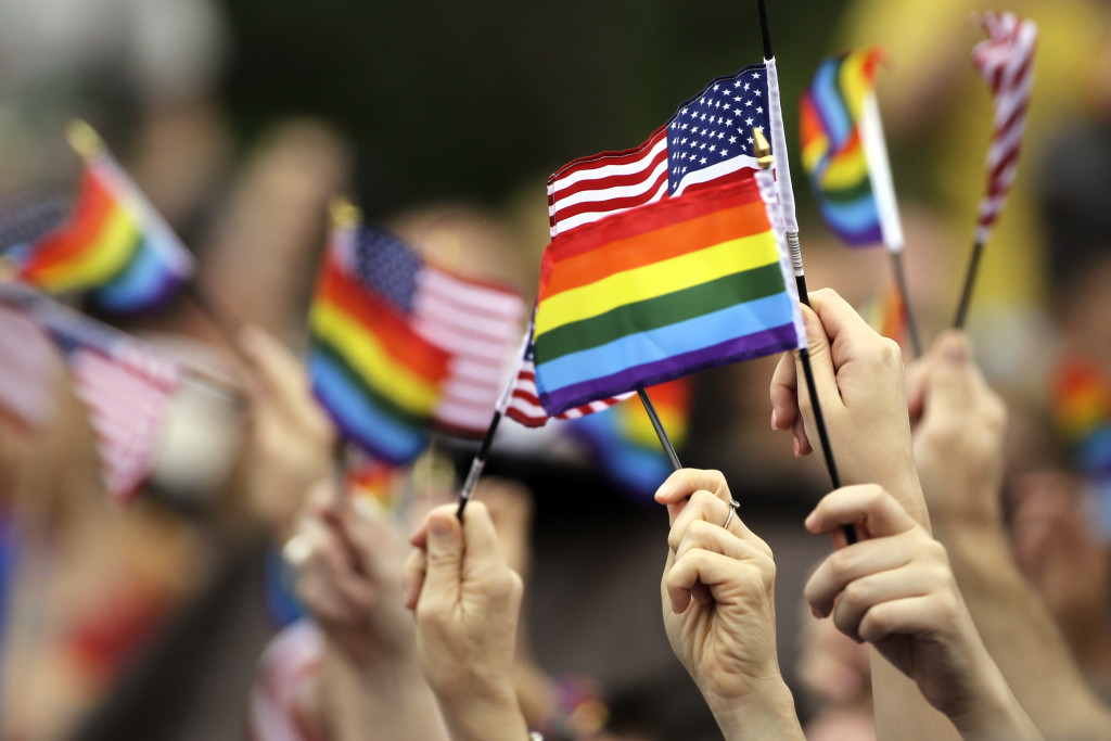 The U.S. Department of State's recently included same-sex partners as a family reunification refugee priority category, improving access to the refugee program for LGBT families.