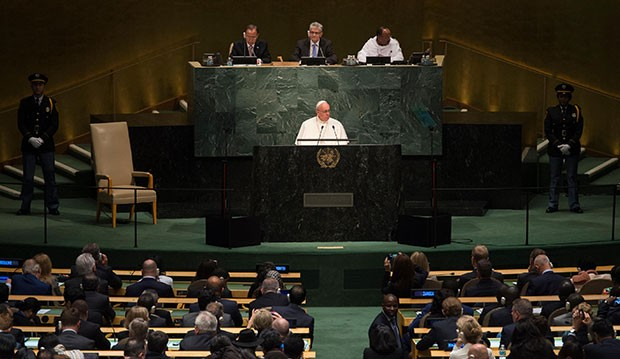 Climate Talks Must Heed the Call of Pope Francis and the Multifaith Movement