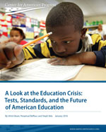 A Look at the Education Crisis