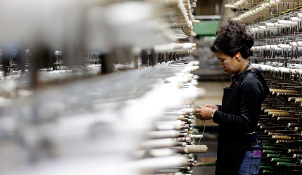 factory worker Latina