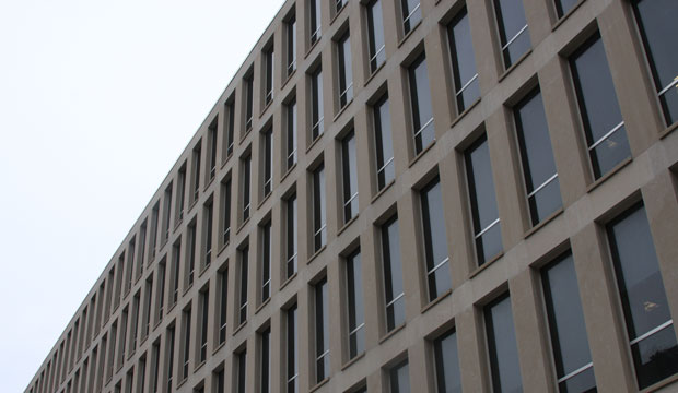 The U.S. Department of Education building stands in Washington, D.C.