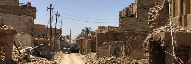 ISIS defeated in Fallujah