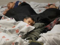 Detained immigrant kids