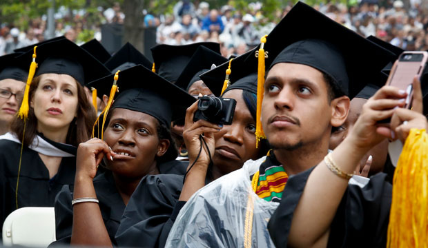 Minority Students Still Missing Out On >> Closed Doors Black And Latino Students Are Excluded From Top Public