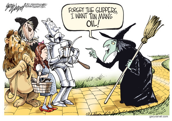 ll Get You My Pretty, and Your Oil Can Too! | Center for American ...