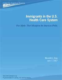 the issue of inconsistencies in the healthcare treatment for immigrants in the united states State of cancer care in america:2016  menu  as patients and their providers interact within a volatile healthcare  cancer care in the united states remains a.