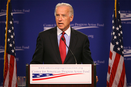 Sen. Biden at CAPAF Event