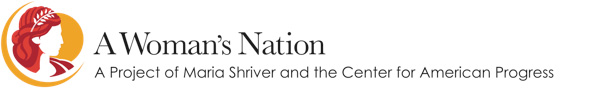A Womans Nation logo