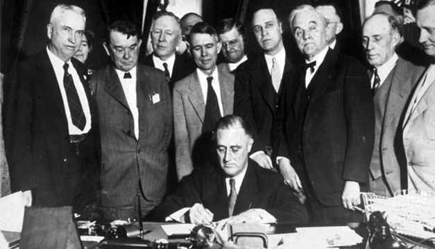 How Classical Liberalism Morphed Into New Deal Liberalism