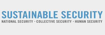 Sustainable Security Logo